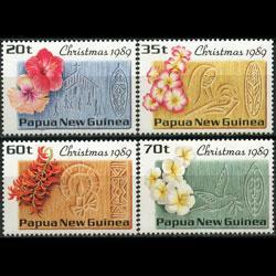 Papua New Guinea MNH 725-8 Christmas 1989 SCV 5.05