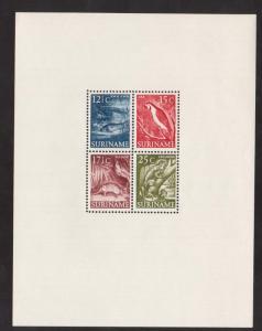 Surinam #263a VF/NH Souvenir Sheet