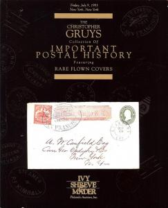 Ivy, Shreve & Mader: Sale #   -  The Christopher Gruys Co...