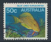 Australia SG 929 Fine  Used