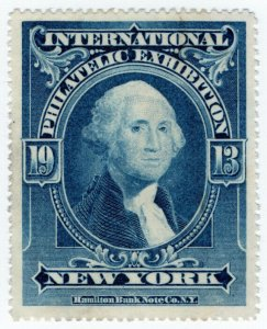 (I.B-CKK) US Cinderella : International Philatelic Exhibition (New York 1913)