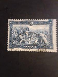 *Norway #153                     Used