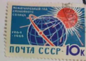 Soviet Scott # 2841