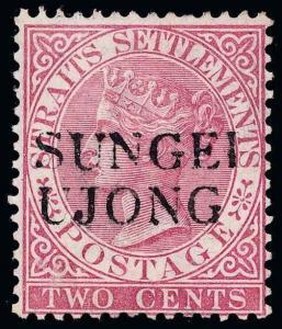Malaya / Sungei Ujong Scott 25 Gibbons 41 Mint Stamp