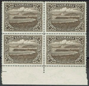TASMANIA 1899 SPRING RIVER 3D */** BLOCK WMK TAS