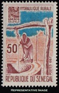 Senegal Scott 286 Mint never hinged.