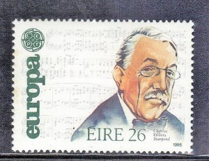 IRELAND SC #616 MNH 26p 1985  COMPOSER SEE SCAN