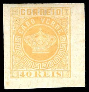 CAPE VERDE 13a  Mint (ID # 77389)