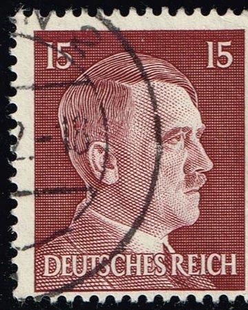 Germany #514 Adolph Hitler; Used (0.35)