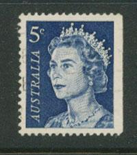 Australia SG 386ca  VFU  Booklet stamp middle right