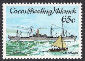 Cocos Islands Scott 130