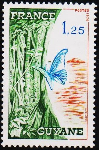 France.1976 1f25 S.G.2105 Unmounted Mint