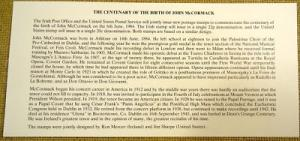 20c U.S. Postage Envelopes John McCormack