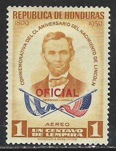 Honduras C098 MOG H248-1