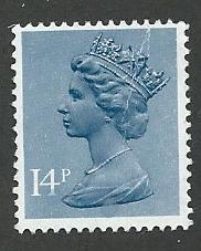 Great Britain  Scott  MH86  Mint