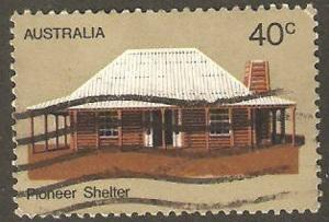 Australia Used Sc 535 - Pioneer Shelter  - Buildings