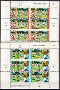 New Zealand  #B82a, B83a  MNH  CV $20.00  Z60L