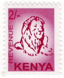 (I.B) KUT Revenue : Kenya Duty 2/-