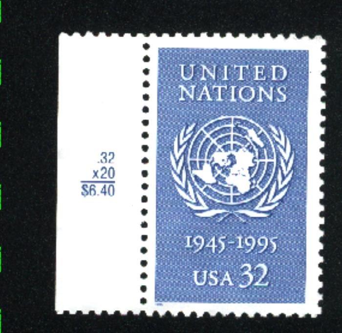USA 2974  used 1995 PD