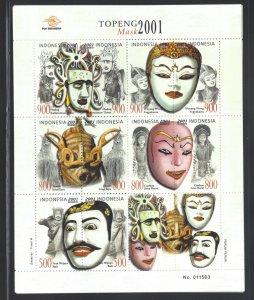 1935c Traditional Masks/Hafnia '01 CV$5