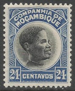 MOZAMBIQUE COMPANY 155 MOG Z189-1