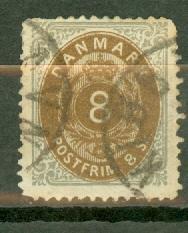 Denmark 19 used CV $75