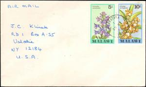 Malaya, Flowers