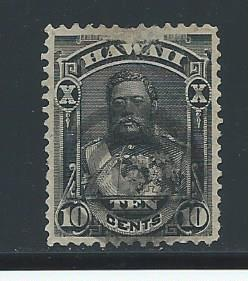 Hawaii 40 fine used . 2108 CV $25.00
