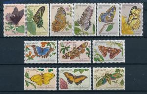 [95875] Surinam 1983 Insects Butterflies  MNH