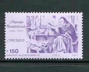 Mexico #1531 MNH - penny auction