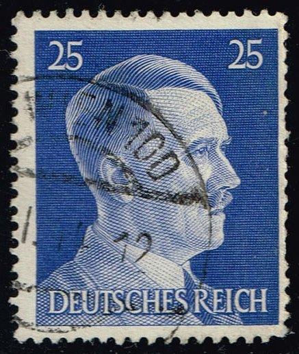 Germany #518 Adolph Hitler; Used (0.45)