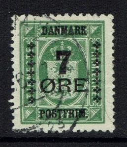 Denmark SC# 189, Used -  Lot 051417