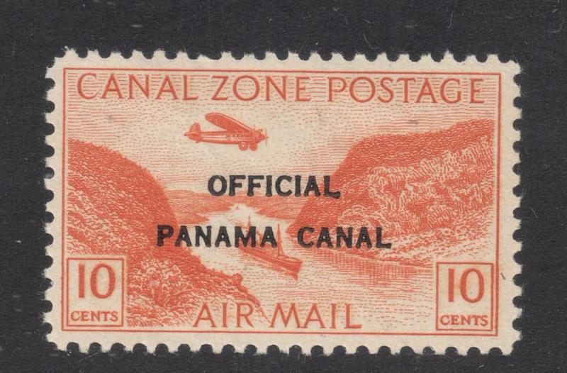 CZ#CO2 Air Post Official - Unused - O.G. (Without Overprint)