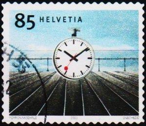 Switzerland. 2003 85c. S.G.1573  Fine Used