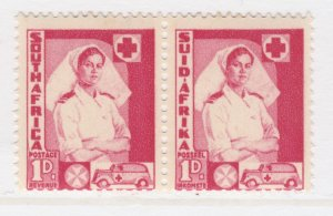 British Colony South Africa 1941 1d MH* Stamp A22P19F8971