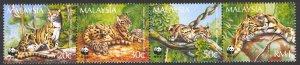 Malaysia 1995 Scott #541a Mint Never Hinged