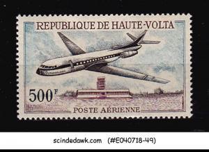 UPPER VOLTA - 1968 AIRPLANE / AVIATION SG#233 1V - MINT NH