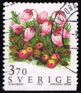 Sweden #2123 Mountain Heath; Used (0.45)