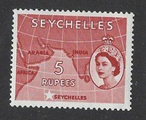 Seychelles  mh S.C.#  189