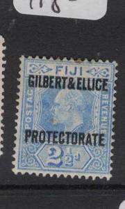Gilbert & Ellice SG 4 MOG (4dtg)