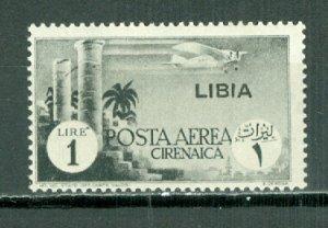 LIBYA AIR #C44..MINT...$11.00