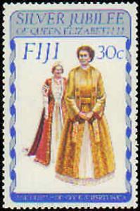 Fiji #371-373 Never Hinged Complete Set(3)