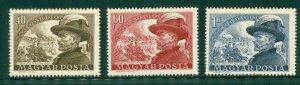 R4-0001 HUNGARY 914-6 MNH SCV $3.75 BIN $2.00 (4)