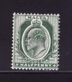 Malta 21 MHR King Edward VII (A)