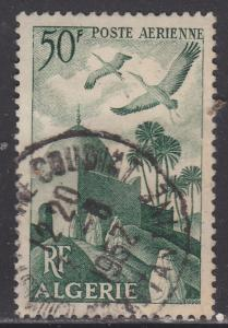 Algeria C8 Storks Over Mosque 1949