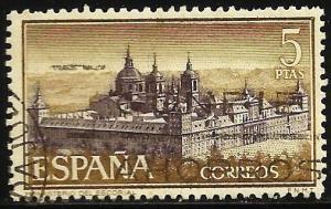 Spain 1961 Scott# 1025 Used