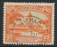 British Guiana SG 293 Fine Used  perf 12½  (Sc# 215 see details)