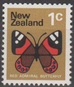New Zealand #439  MNH F-VF  (ST2518)