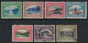 Trinidad & Tobago #34-40*/u  CV $17.30