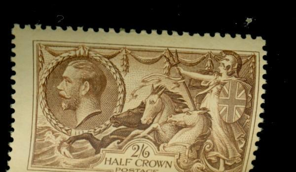 Great Britain #222 MINT F-VF OG LH Cat$80